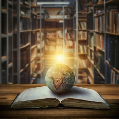 Step into the World of Books